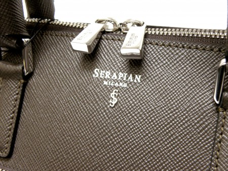 SERAPIAN Computer case single zip